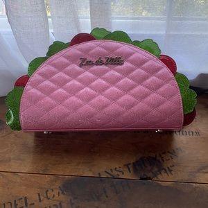 Lux de Villa Taco purse